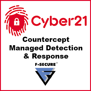 Countercept Managed Detection & Response (F-Secure)